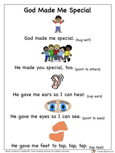 1000 Images About God Made Me On Pinterest Activities God Made Me Special Col