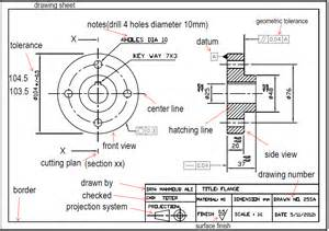 what do you about the engineering drawing 171 ali s