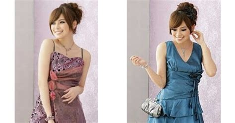 Baju Blus Blouse Dress Pesta Tank Top Crop Korea Jepang Limited gambar model baju pesta terbaru 2016 danitailor