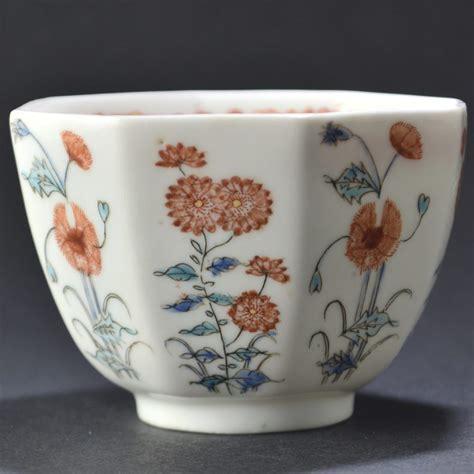 chelsea porcelain kakiemon teabowl