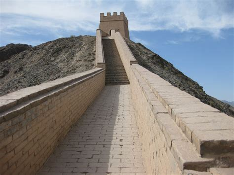 great wall sections xuanbi great wall pictures