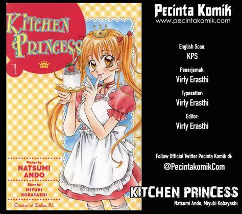 Komik Kitchen Princess 6 komik kitchen princess 02 page 1 baca komik