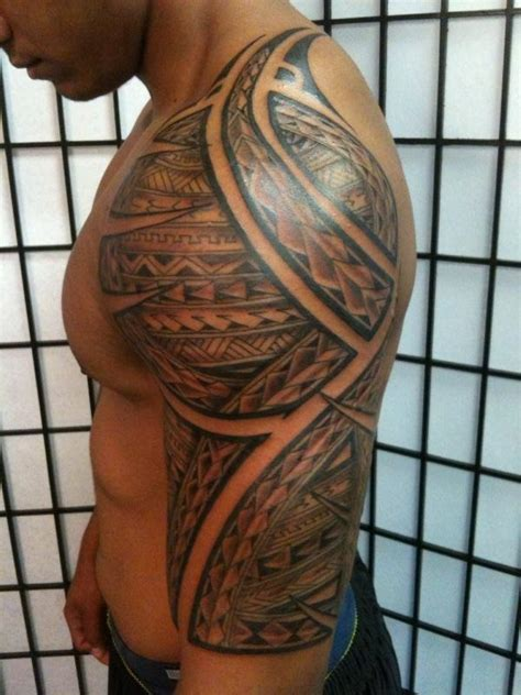 poly tattoo tongan car interior design