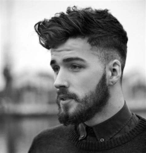 irish hairstyles for men shaved on sides long on top 50 shaved sides hairstyles for men throwback haircuts
