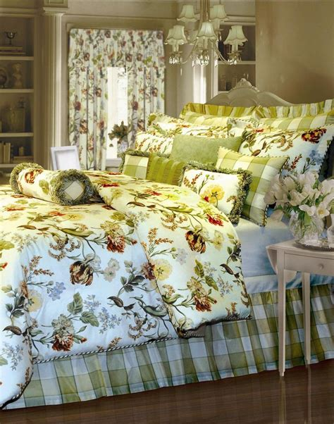 rose tree comforter rose tree english garden bedding set for the home