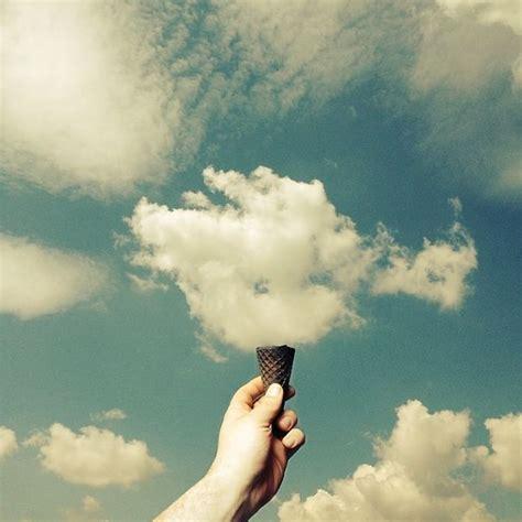 foto  nuvole divertenti prospettiva forzata markus