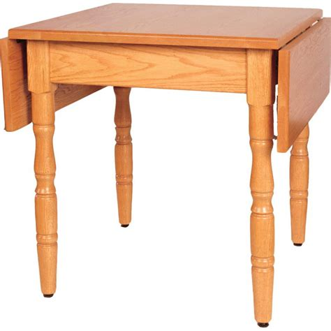 drop leaf kitchen table amish crafted furniture
