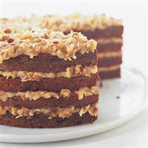 german chocolate cake with coconut pecan filling america s test kitchen