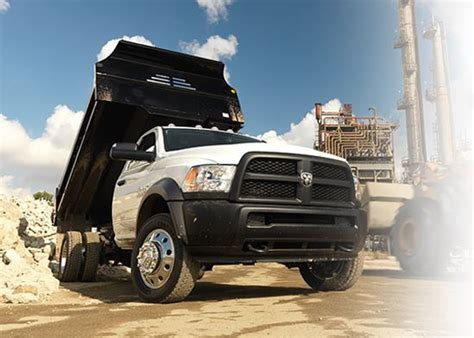 Norman Chrysler Jeep Dodge 2016 Ram 3500 Chassis Cab Durable And Endurance Dodge