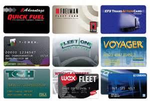 fuel cards fuel fleet services