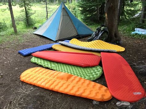 Backpacking Sleeping Mat by Best Backpacking Sleeping Pad Top Products For The Money