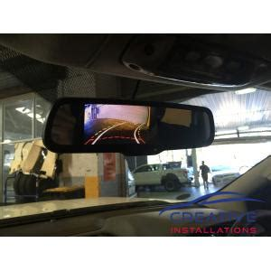 ranger 2016 replacement reverse mirror monitor w/ moving