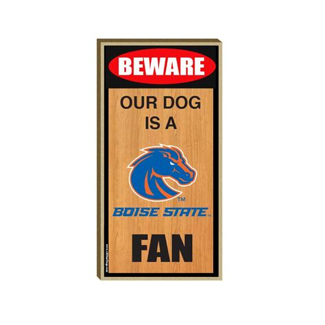 boise state broncos pet supplies