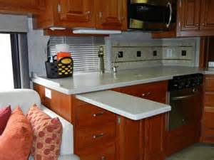 Can You Cut Corian Countertops Rv Countertop Extension Mod More Space Less Problems