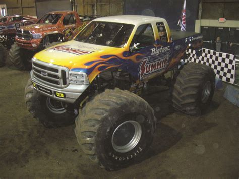 the monster truck bigfoot bigfoot monster truck ashland oregon localsguide
