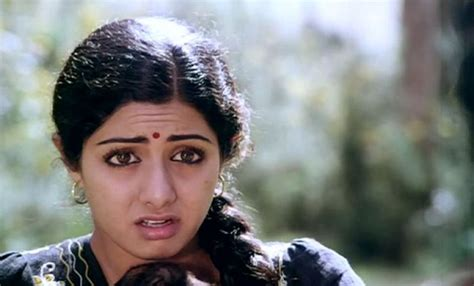 sridevi first movie remembering sridevi the diva who redefined grace and