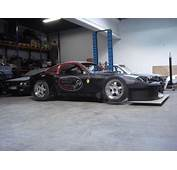 Ferrari 550 GTR Going Drifting With Carbon Wide Body BMW