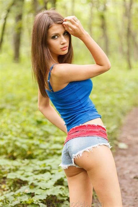 young girl models shorts georgemodels maria kivnik gallery 2 web models index