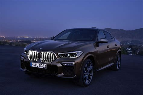 bmw x6 2020 the 2020 bmw x6 thankfully still prioritizes style