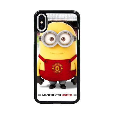 Hp Manchester United jual acc hp manchester united minion w4955 custom casing