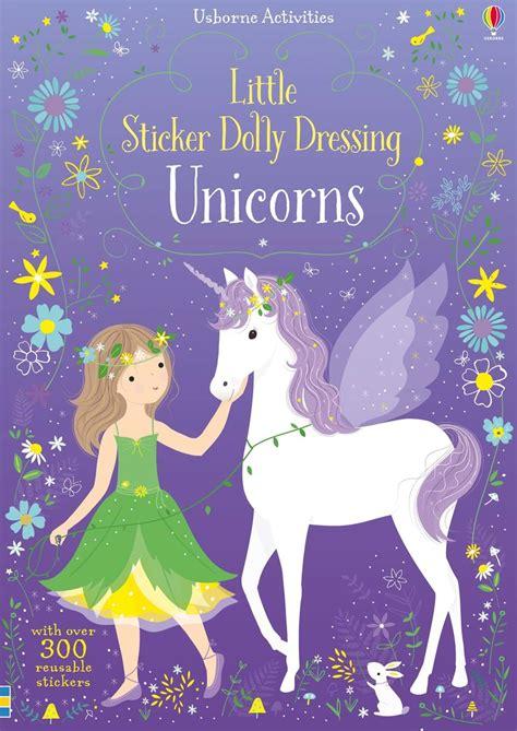 unicorns  usborne childrens books