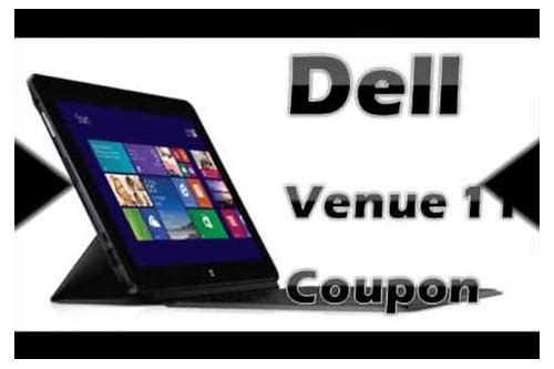 coupon code for dell venue pro