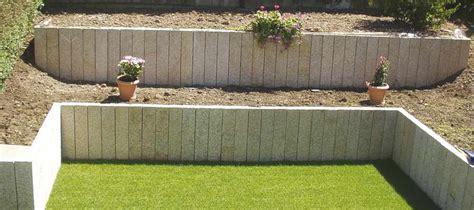 stehlen designerlen gartengestaltung granit stelen palisaden granit garten