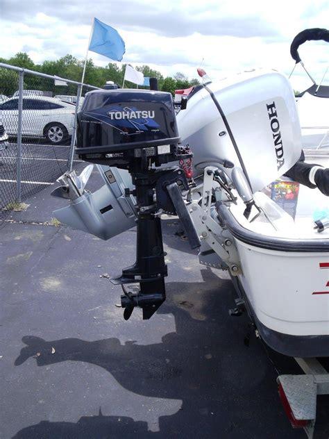 center console boats for sale cincinnati 2005 used boston whaler 17 montauk center console fishing