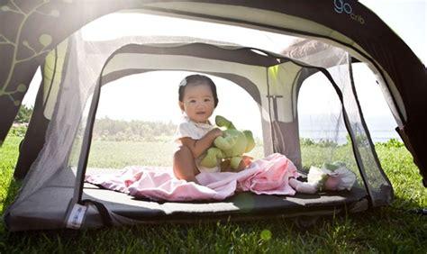 Guava Family Go Crib by Lotus Everywhere Travel Crib