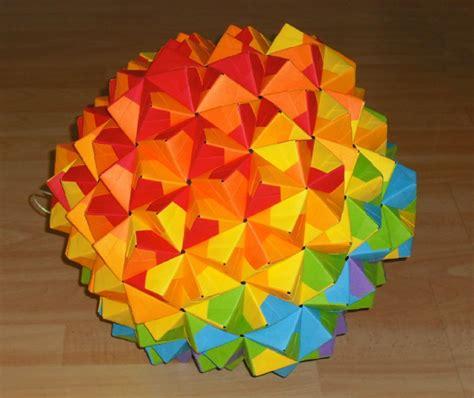 Origami Epcot - origami epcot bi tridimensional design