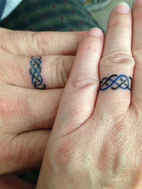 wedding band tattoo design wedding ring designs for engagement ring