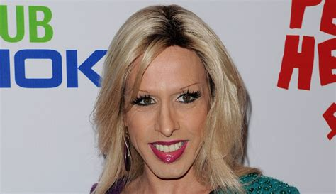 alexis arquette before and after alexis arquette battled hiv for 29 years before her death