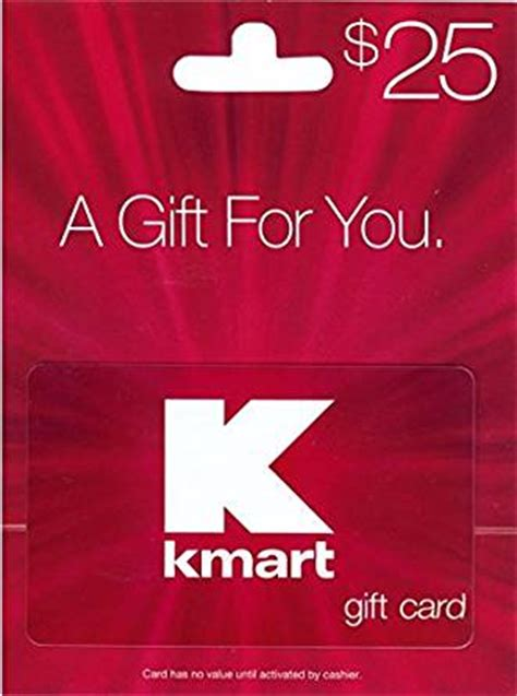 Cash Out Amazon Gift Card Balance - amazon com kmart 25 gift card gift cards