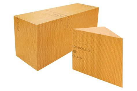 schluter 174 kerdi board sn kerdi board panels building panels schluter ca