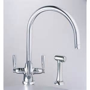 franke kitchen faucets franke triflow contemporary series kitchen faucets buy now homecomforts