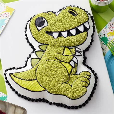 Dinosaur Cake  Ee  Birthday Ee   Cake  Ee  Ideas Ee   Wilton