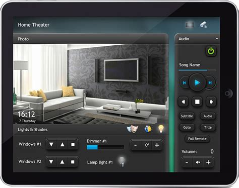 crestron templates neon home theater gui buy neon home theater gui buy