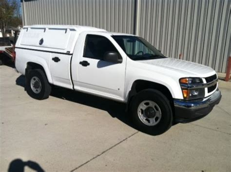 colorado service sell used 2009 chevrolet colorado brand fx service truck like new in smithville