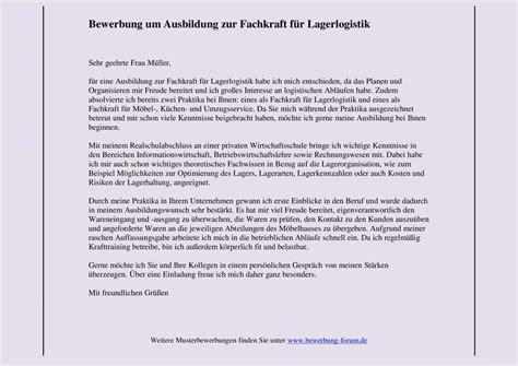 Initiativbewerbung Anschreiben Fachkraft Lagerlogistik Bewerbung Fachkraft F 252 R Lagerlogistik Yournjwebmaster