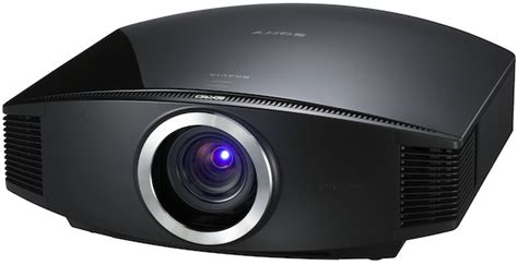 Proyektor Crt sony vpl vw85 sxrd projector review avrev