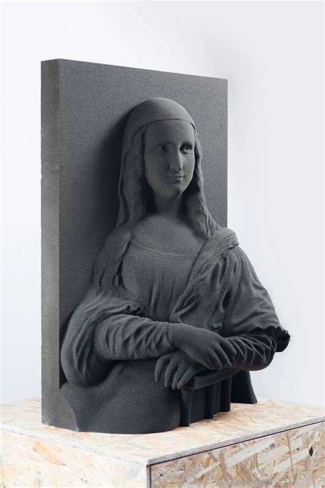 Painting 3d Printed by Unseen 3d Printing Classical Paintings For The Blind