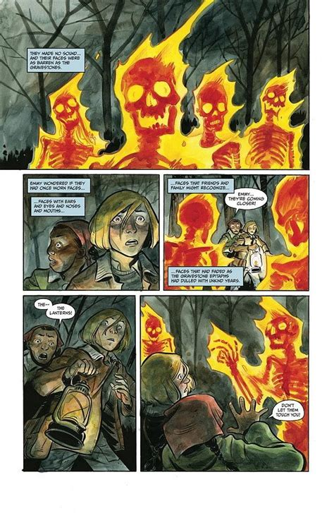 harrow county 3 doctor preview harrow county 3 by bunn crook