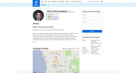 zillow profile rick mccandless