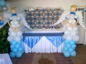 10 best images about ideas decoracion bautizo j a on mesas read more and table runners como hacer decoraciones con globos para bautizo 161 estas ideas impresionantes