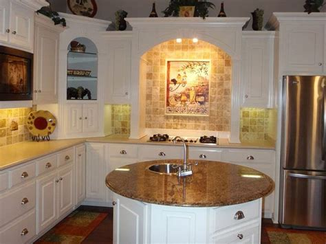 circular kitchen island kitchen island are more practical than kitchen bars interior design paradise