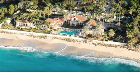 trump saint martin irma threatens luxury trump properties post courier