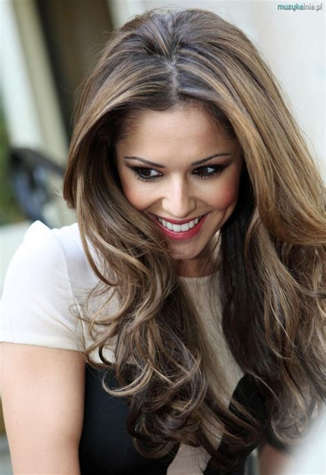 chestnut brown hair color for middle age women cheryl cole 2 jpg