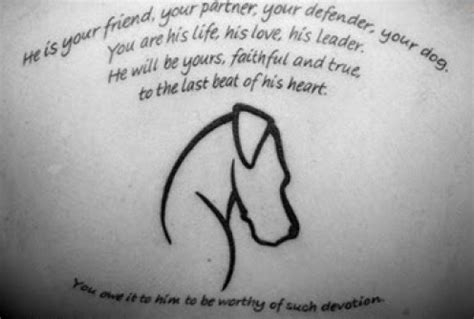 tattoo quotes for dogs tattoo ideas pet memorials tatring