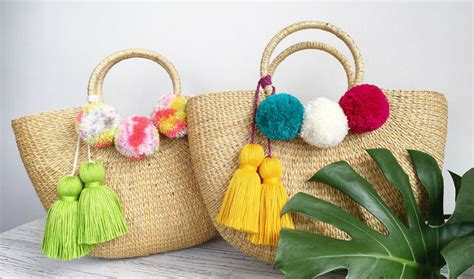 Tote Bag Kucing basket bags that bring on eternal summer style here s