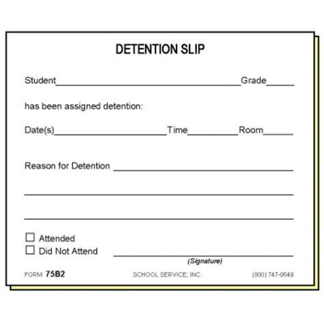 detention slips template 16 detention slips template sheep writing template